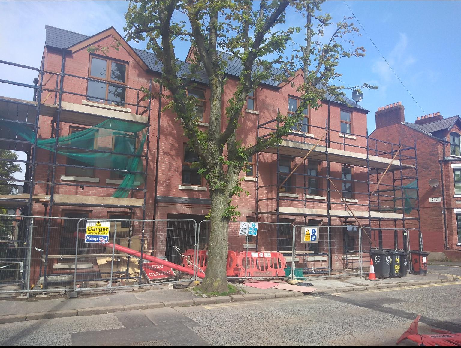 Apartment 3 Irwin Avenue Belfast BT4 3AF