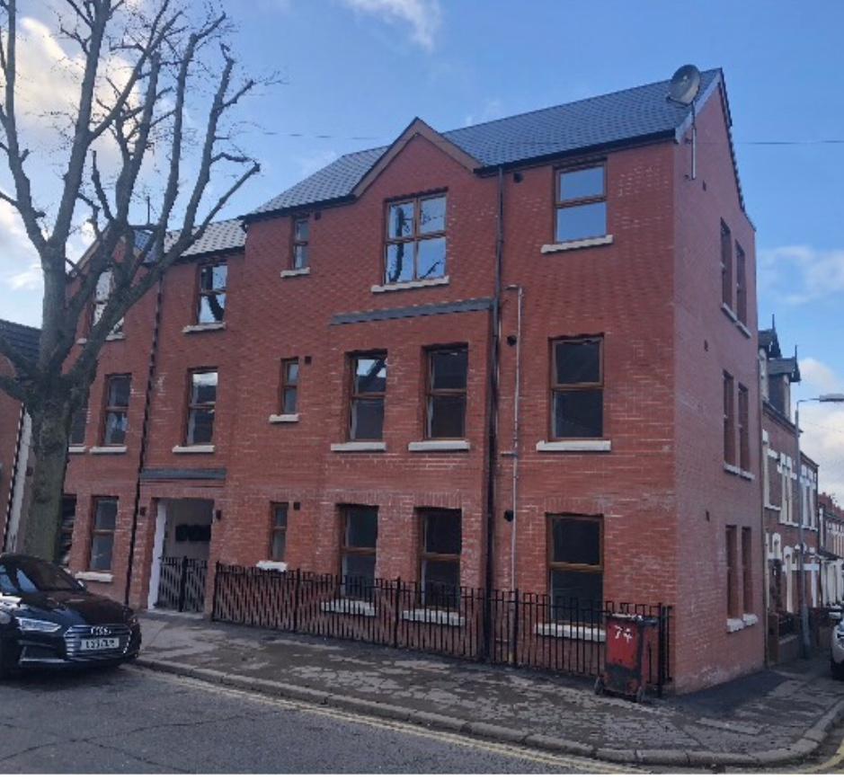 Apartment 1 Irwin Avenue Belfast BT4 3AF
